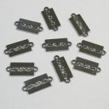 Стомана - свързващ - плочка Версаче - 10 броя