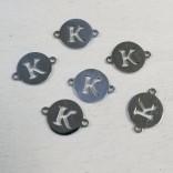 Стомана - буква К - 10 броя