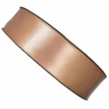 Сатенена лента - 2,5 см - 50 ярда - № 03