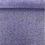 Изкуствен лен - 48 cm - 5 yds -  Светло лилав