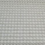 Самозалепващи перлички блистер - 02 - бели