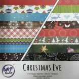"Дизайнерски блок 12"" х 12""  Christmas Eve - 48 листа"