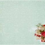 "Дизайнерски блок 12"" х 12""  Scrapberry Winter Wonderland - 10 листа"