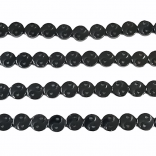 ХЕМАТИТ ИН И ЯН - 10 мм - черен