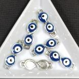 "Елемент ""Сини очички""  10 бр -  23108"