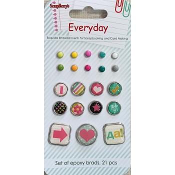 БРАДС к-т Everyday 2 - Scrapberry`s