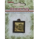ДЕКОРАТИВЕН ЕЛЕМЕНТ Discover Italy - Scrapberry`s