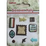 БРАДС к-т Discover Italy - Scrapberry`s