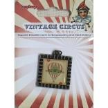ДЕКОРАТИВЕН ЕЛЕМЕНТ Vintage Circus - Scrapberry`s