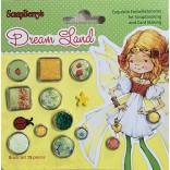 БРАДС к-т Dream Land 2  - Scrapberry`s
