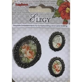 БРАДС к-т Elegy - Scrapberry`s