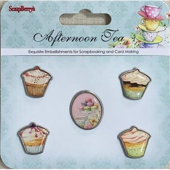 БРАДС к-т Afternoon Tea - Scrapberry`s