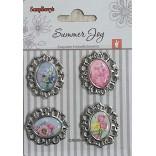ДЕКОРАЦИИ К-Т - Summer Joy - Scrapberry`s