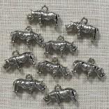 Пластмасов елемент - Носорог