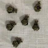 Елемент за пронизване Зайче 10 бр - 22341
