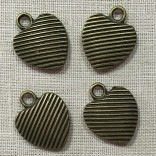 Елемент Сърце 5 бр - 22376